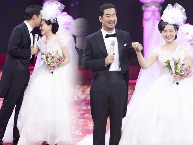 Sau 30 năm chung sống, Càn Long Trương Quốc Lập cưới lại vợ Lưu Gù