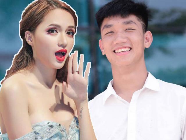 Hoa hậu Chuyển giới Hương Giang từng tỏ tình với Trọng Đại U23 Việt Nam nhưng bị khước từ