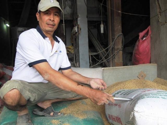 Đống vàng quên trong bao lúa: Người nhặt xin vàng… đi mua tủ lạnh