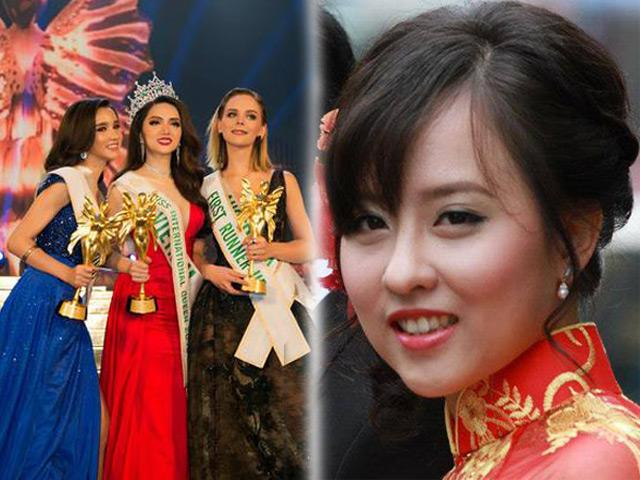 Ít ai biết, Tân hoa hậu Hương Giang còn có một người chị gái nhan sắc không kém cạnh!