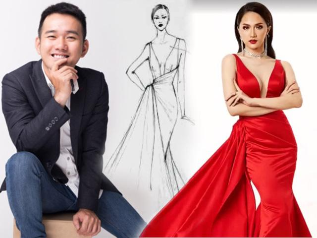 HOT: NTK Lê Thanh Hoà tiết lộ bí mật của chiếc váy giúp Hoa hậu Hương Giang chiến thắng!