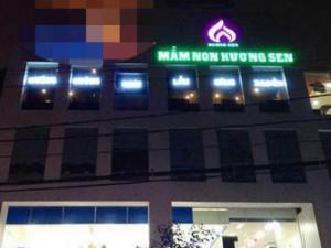 Vụ con học ở tầng 3 nhưng tử vong tại tầng 6: Trường mầm non Hương Sen hoạt động chui