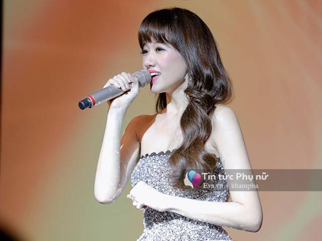 Không chỉ xinh hơn bội phần, Hari Won ngày càng tiến bộ về giọng hát khiến fan bất ngờ