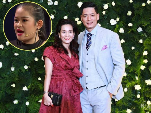 Vợ Bình Minh chia sẻ cách đối đáp với mẹ chồng qua vụ cô gái hỗn hào trên truyền hình