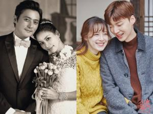 """2 """"chàng rể quốc dân"""" xứ Kim chi: Vừa đẹp trai lại còn giỏi lấy lòng cả nhà vợ"""