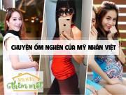Chuyện nghén kỳ lạ của sao Việt: Người được chồng dỗ ăn như trẻ con, người 3 tháng ăn khoai