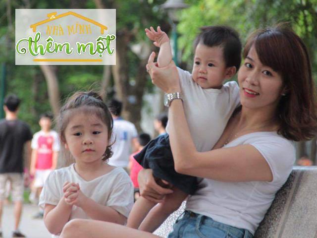 Mẹ Hà Thành 2 lần mang thai đều phải khâu cổ tử cung, nằm treo chân để giữ con