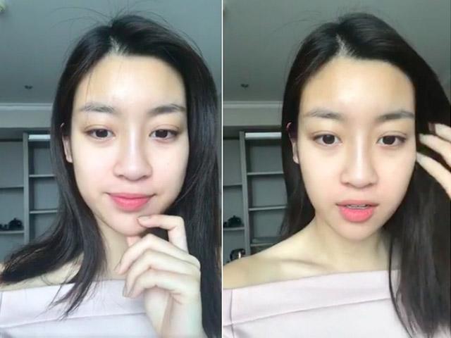 Hội chị em mê mệt với  livestream hướng dẫn trang điểm của hoa hậu Đỗ Mỹ Linh