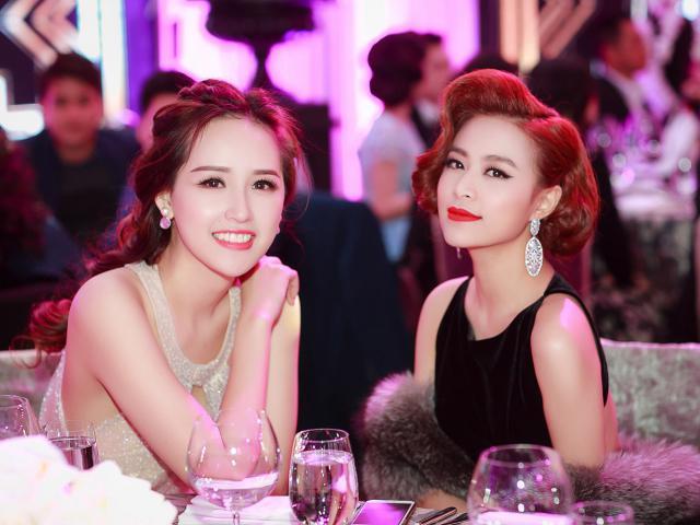 Mai Phương Thuý: Tôi luôn cảm thấy mình nhỏ bé khi đi bên cạnh Hoàng Thuỳ Linh