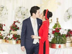 Mai Hồ khoe toàn bộ khoảnh khắc trong lễ đính hôn với bạn trai Việt kiều
