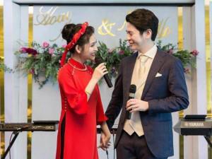 Mai Hồ đáp trả người hâm mộ khi bị nhắc không thấy con trai đến dự lễ đính hôn