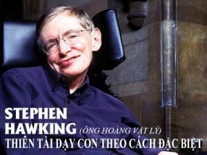 Ông hoàng vật lý Stephen Hawking và chuyện về người con nuôi bí mật tại Việt Nam