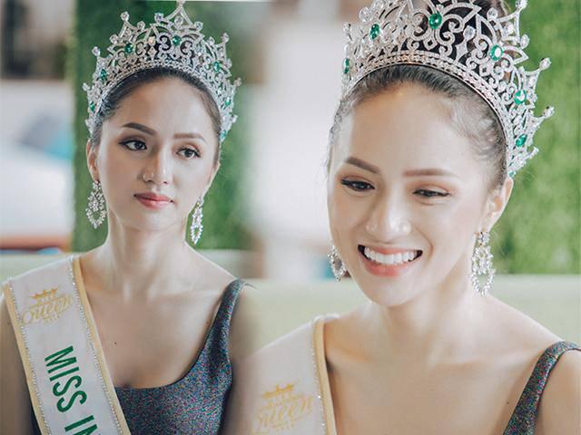 Hoa hậu Hương Giang: Hiện tại, tôi không có người yêu và đang độc thân