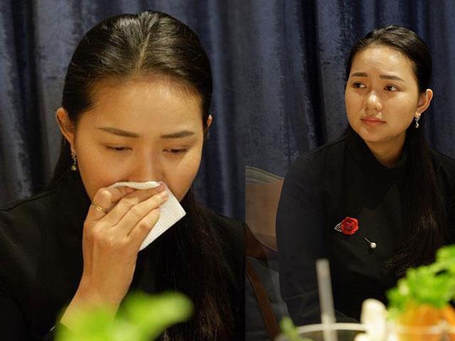 Phan Như Thảo liên tục rơi nước mắt, kể lại giây phút suýt mất con gái vào tay giang hồ