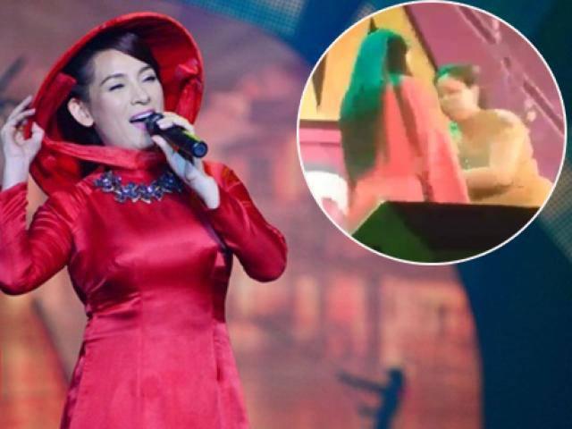Khán giả đến xem mất 1 cây vàng lên sân khấu bắt vạ, Phi Nhung lấy hết cát-xê để đền