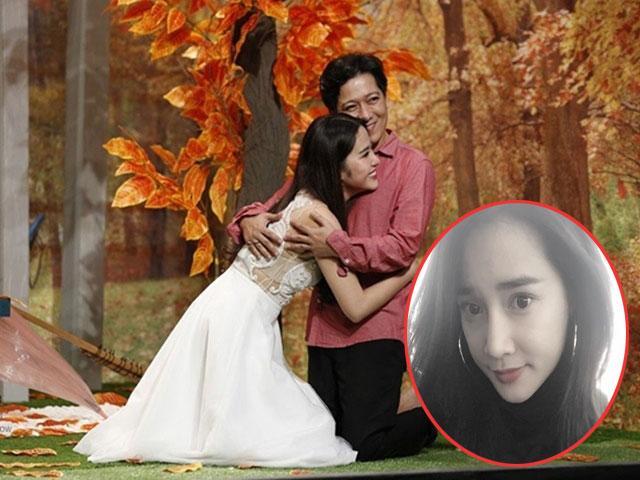 Nhã Phương tỏ thái độ gì khi Nam Em tiết lộ về mối quan hệ tình cảm cùng Trường Giang?