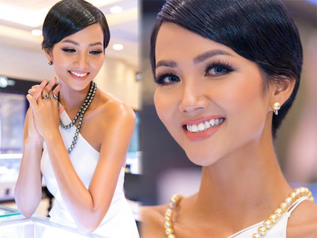Đã đến lúc Hoa hậu HHen Niê thay đổi kiểu tóc trước khi tham gia Miss Universe 2018!