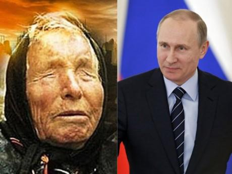 Tin tức 24h nổi bật: Lời tiên tri giật mình của bà lão mù Vanga về Tổng thống Putin