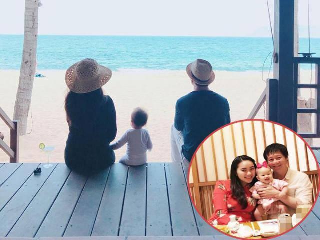 Sau nhiều chuyện không vui, Phan Như Thảo tự hào vì được ở bên người chồng hoàn hảo