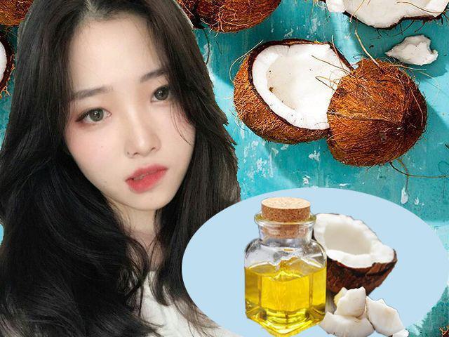 Tóc khô yếu bỗng trở nên chắc khoẻ nhờ hỗn hợp dưỡng tóc hiệu quả từ dầu dừa
