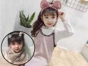 Làm mẹ - Danh tính bé gái xinh như thiên thần hút 400 nghìn lượt xem chỉ trong 3 phút