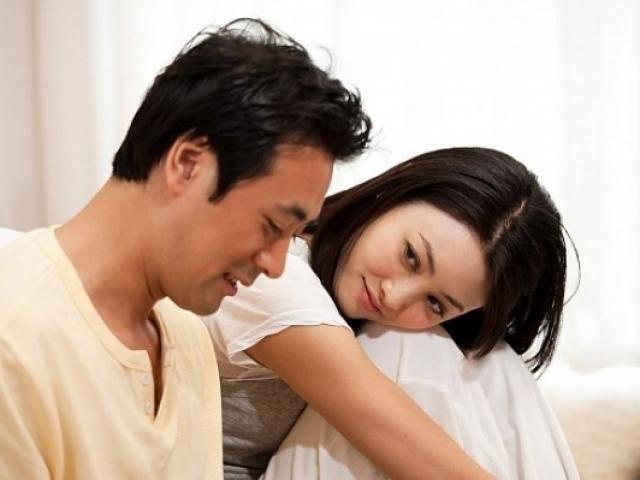 Làm thế nào để dỗ dành khi chàng lười yêu?