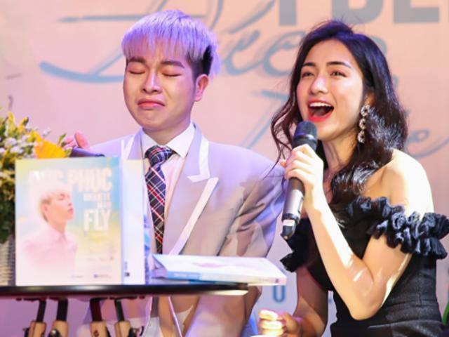 Hòa Minzy an ủi khi Đức Phúc khóc nức nở kể chuyện về một nhân vật không ai ngờ tới