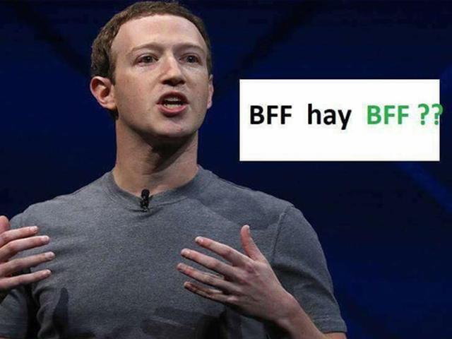 Sự thật ý nghĩa của từ BFF đang được dân mạng đồn thổi là cách kiểm tra bảo mật Facebook