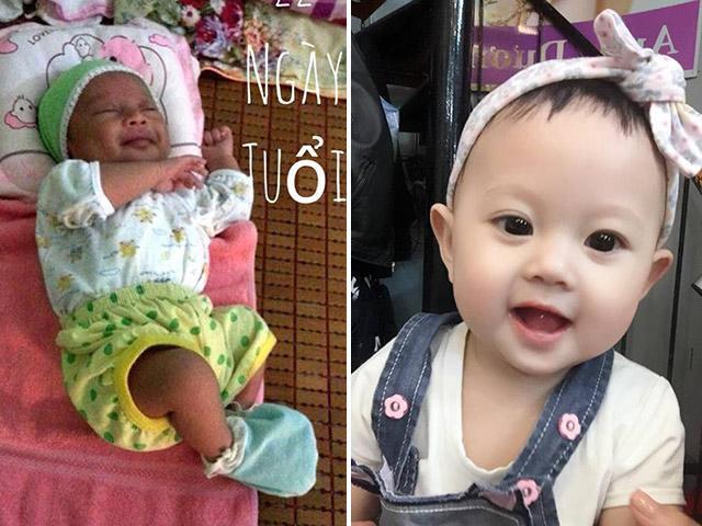 Màn vịt hoá thiên nga của bé gái Hà Nội khiến mẹ bỉm sữa hài hước khéo nhận nhầm con