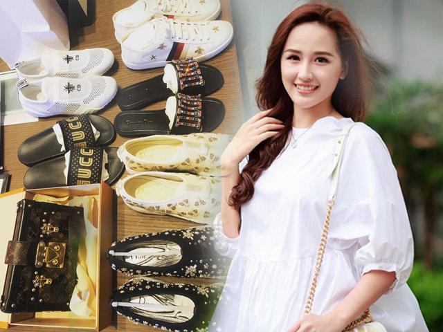 Hoa hậu Mai Phương Thuý khiến Đỗ Mỹ Linh, Tú Anh choáng ngợp vì hàng hiệu khủng