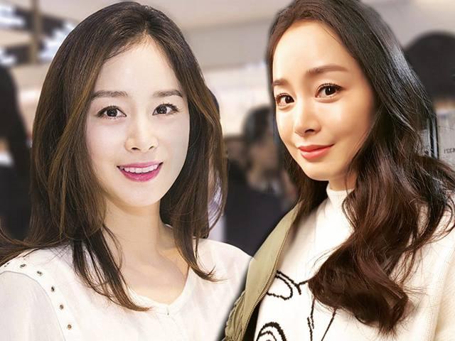 Lần đầu trở lại sau khi sinh con, Kim Tae Hee đã gây sốt vì nhan sắc không đùa được