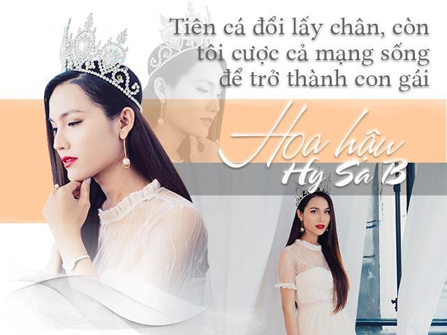 Ít ai biết Hoài Sa The Voice là Hy Sa B - HH chuyển giới đầu tiên của Việt Nam