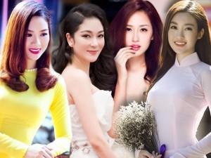 Những nàng Hoa hậu Việt Nam từng tỏa sáng tại Miss World