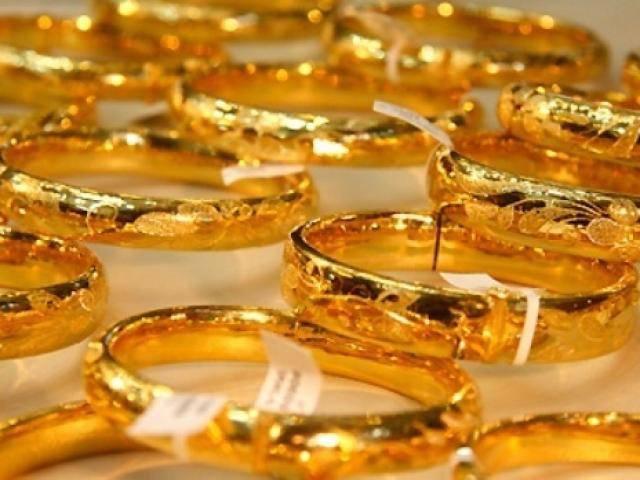 Giá vàng hôm nay 23/3: Vàng tiếp tục tăng nhẹ