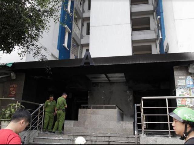 Vụ cháy chung cư Carina Plaza tại TP HCM: 13 cái chết được báo trước?