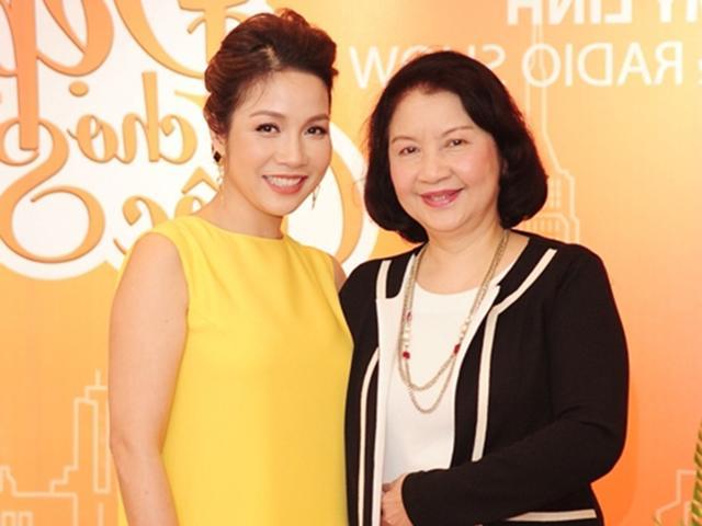 Diva Mỹ Linh: Với mẹ chồng là mối quan hệ tương kính