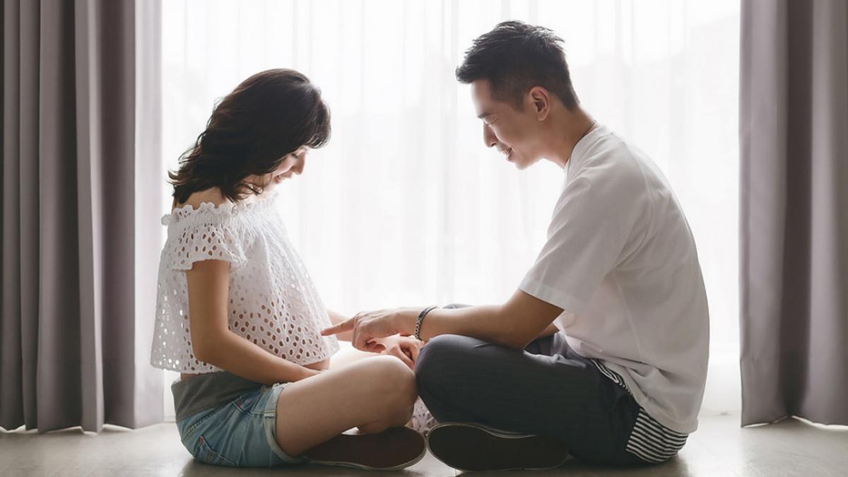Chồng càng yêu chiều vợ bầu, con sinh ra càng thông minh, khỏe mạnh