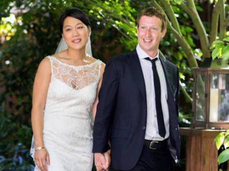 Những điều nghịch lý ít người biết về đám cưới của ông trùm Facebook