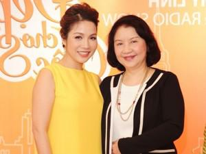 """Diva Mỹ Linh: """"Với mẹ chồng là mối quan hệ tương kính"""""""