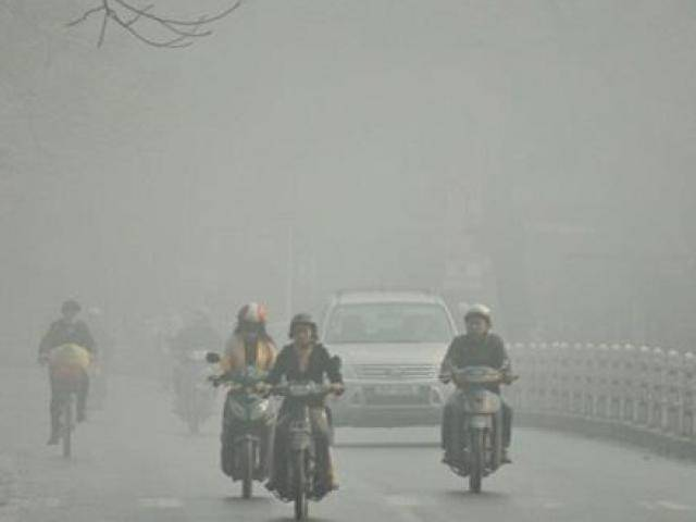 Tin mới thời tiết 25/3:  Miền Bắc mưa nhỏ kèm sương mù, khá lạnh, có nơi dưới 15 độ C