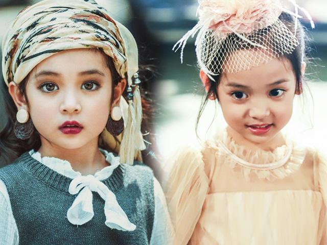 Chu Diệp Anh: Thiên thần mẫu giáo của Ông ngoại tuổi 30, ai nhìn cũng muốn sinh con gái