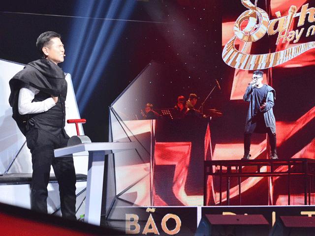 Sing My Song: Giám khảo thốt lên trước cơn bão mang tên Đinh Tuấn Anh