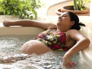 Tắm khi mang bầu, mẹ phải nhớ 5 quy tắc này để tránh sảy thai, sinh non