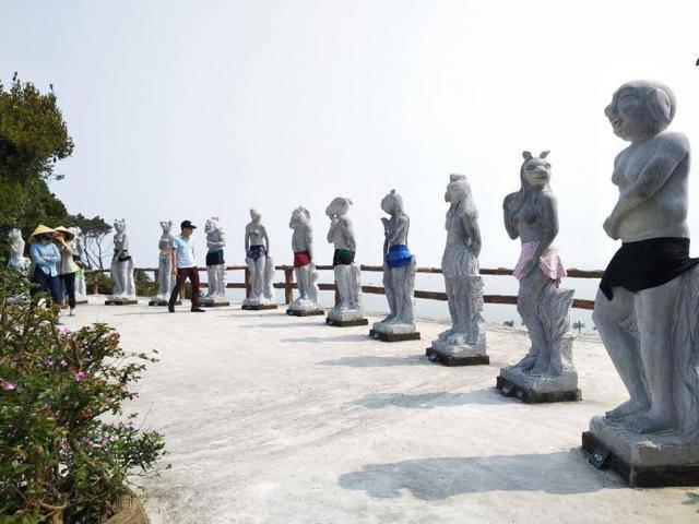 Người tạc tượng 12 con giáp khỏa thân: Mặc quần cho tượng là chà đạp lên nghệ thuật