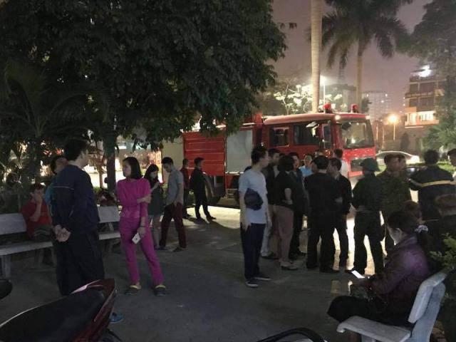 Vụ cháy chung cư trong đêm tại Mỹ Đình: Người dân khẳng định không nghe thấy chuông báo cháy