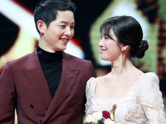 Ngồi không, vợ chồng Song Hye Kyo - Song Joong Ki cũng trở thành Top sao quyền lực nhất 2018