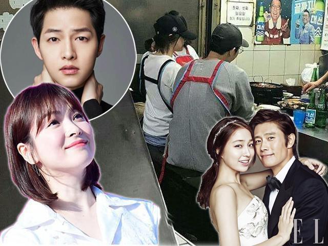 Vì chia tay Lee Byung Hun, cuộc đời của Song Hye Kyo mới khác!
