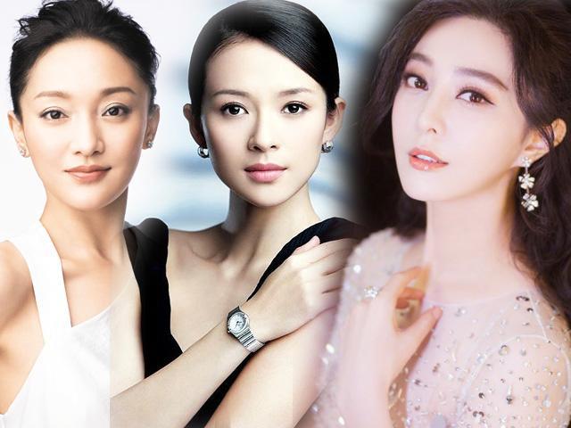 2018 chưa qua mà Châu Tấn, Phạm Băng Băng, Chương Tử Di đã thi nhau làm Nữ thần số nhọ