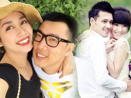 """Ngưỡng mộ trước """"tình đầu cũng là tình cuối"""" của sao Việt"""