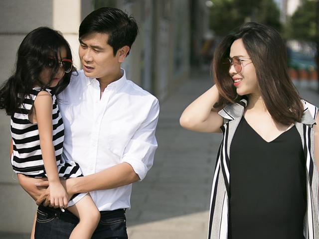 Hồ Hoài Anh - Lưu Hương Giang: Không tránh khỏi lúc vợ chồng xô xát